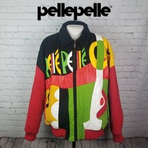 Pelle Pelle New Abstract Jacket Throwback Edition
